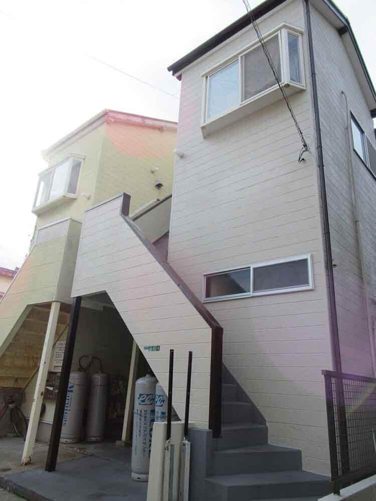 多種工事:外壁塗装編1-4